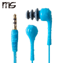 Sport Waterproof In-Ear Earbud Stereo Earphone for iPod/iPhone/MP3 Player
