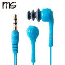 Sport Waterproof In Ear Earbud Stereo Earphone for iPod iPhone font b MP3 b font font