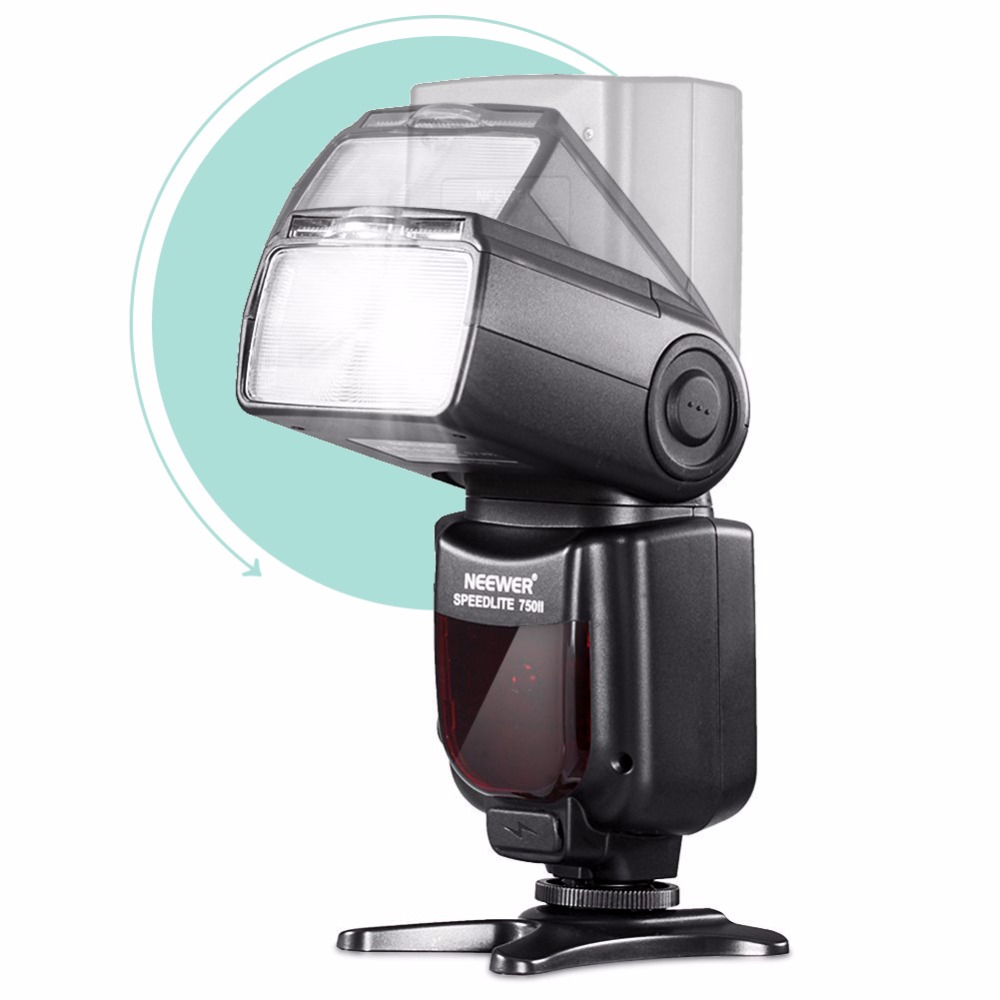 Image 2 - Neewer VK750 II i TTL Speedlite Flash w/ LCD Display for Nikon D7100 D7000 D5300 D5200 D700 D600 D90 D80 D80 Digital SLR Camera-in Flashes from Consumer Electronics
