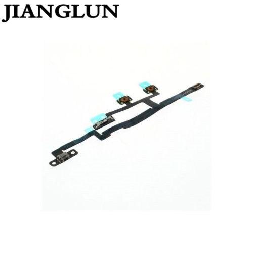 jianglun new 5x oem power button on  off volume control flex ribbon cablefor apple ipad mini 2 3