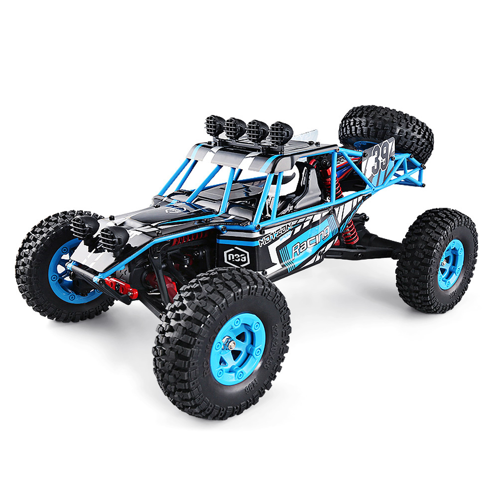 JJRC Q39 RC Car 1:12 Electric 2.4G 4WD 40KM/H RTR Short Course Monster Remote Control Toy Rock Crawler Off Road Automobile Truck 2017 new 40km h rc high speed car 1 16 proportionl 2 4g 4wd remote control off road monster truck electric power toy vs 94107pro
