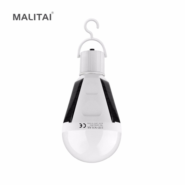 En V Ampoule Air 7 Imperméable Solaire E27 220 Led Lampe D'urgence À kXuTZiOP