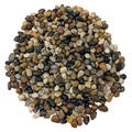 200g Natural Pequeno Areia de Rio Pedras Rochas Seixos Pedras Decorativas para Aquário Paisagem Decorações Ao Ar Livre
