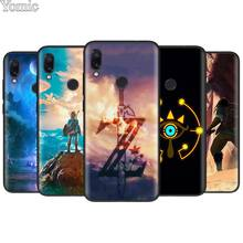 The Legend of Zelda Silicone Phone Case Cover Shell for Xiao