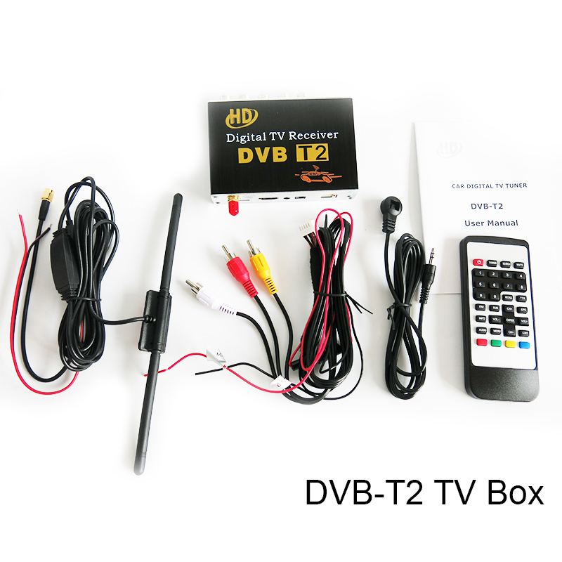 DVB-T2 TV Receiver Box For Car Android 6.0.1/5.1.1/4.4/4.2Car DVD Player For Russia Singapore Malaysia And Other DVB-T2 Reigon платье luann цвет синий