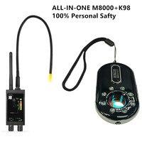 Vender 2 paquetes de Detector de insectos de señal RF antiespía inalámbrico de detección automática cámara oculta