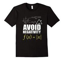 Funny AVOID NEGATIVITY T-shirt
