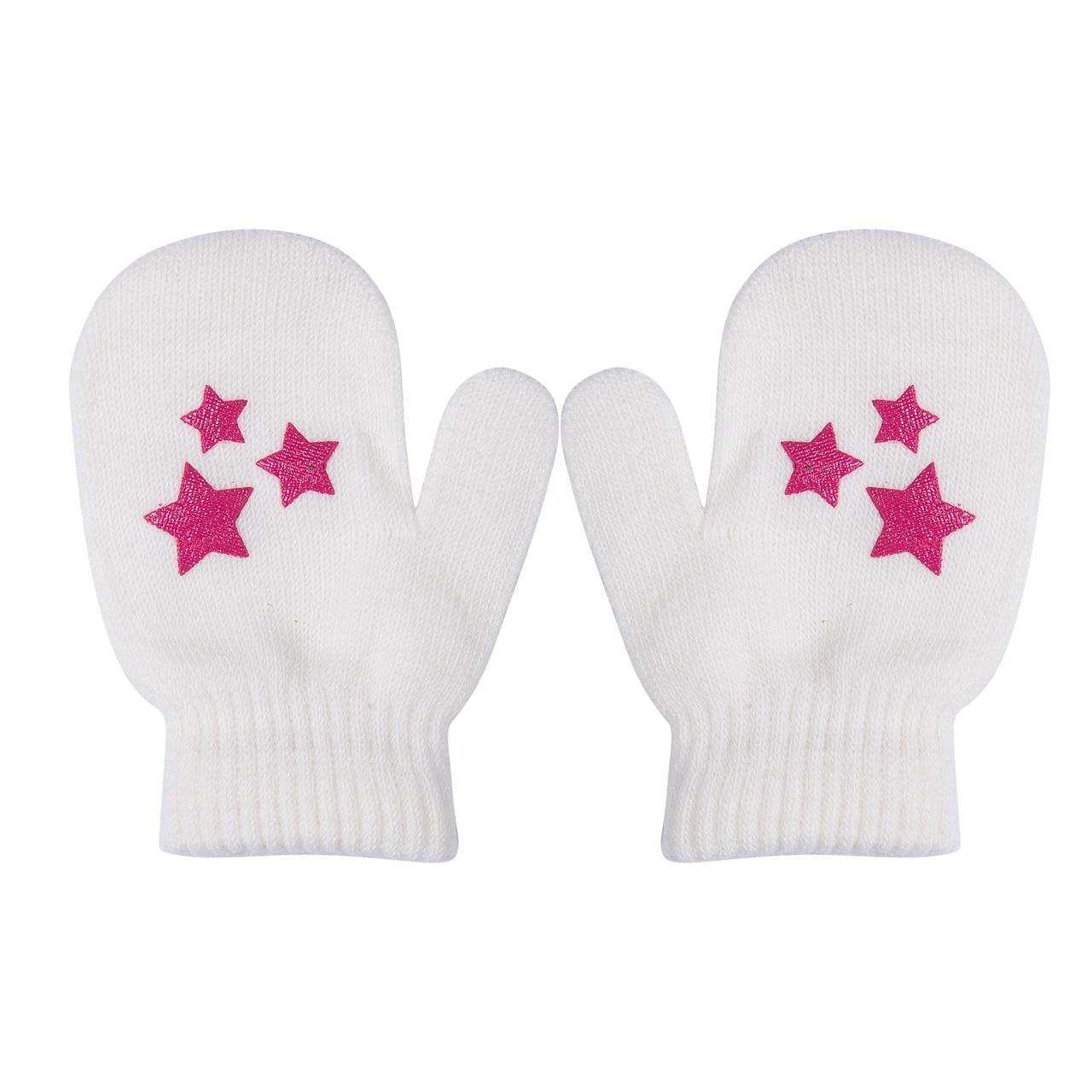 Analytical New Baby Mittens Winter Gloves Cute Cartoon Thicken Hot Infant Baby Handschoenen Girls Boys Of Winter Warm Baby Gloves Gloves & Mittens Mother & Kids