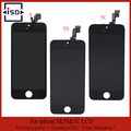 10PCS /LOT AAA+ Quality LCD Display For iphone 5 LCD For iphone 5C LCD For iphone 5S LCD  with touch screen Full Assembly