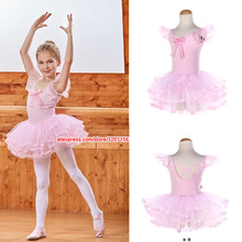 2018 Pakaian Tarian Ballet Baru Untuk Kanak-kanak Kids Party Ballet Tutu pakaian Kanak-kanak Ballerina Dancewear Princess Ballet Costumes S2