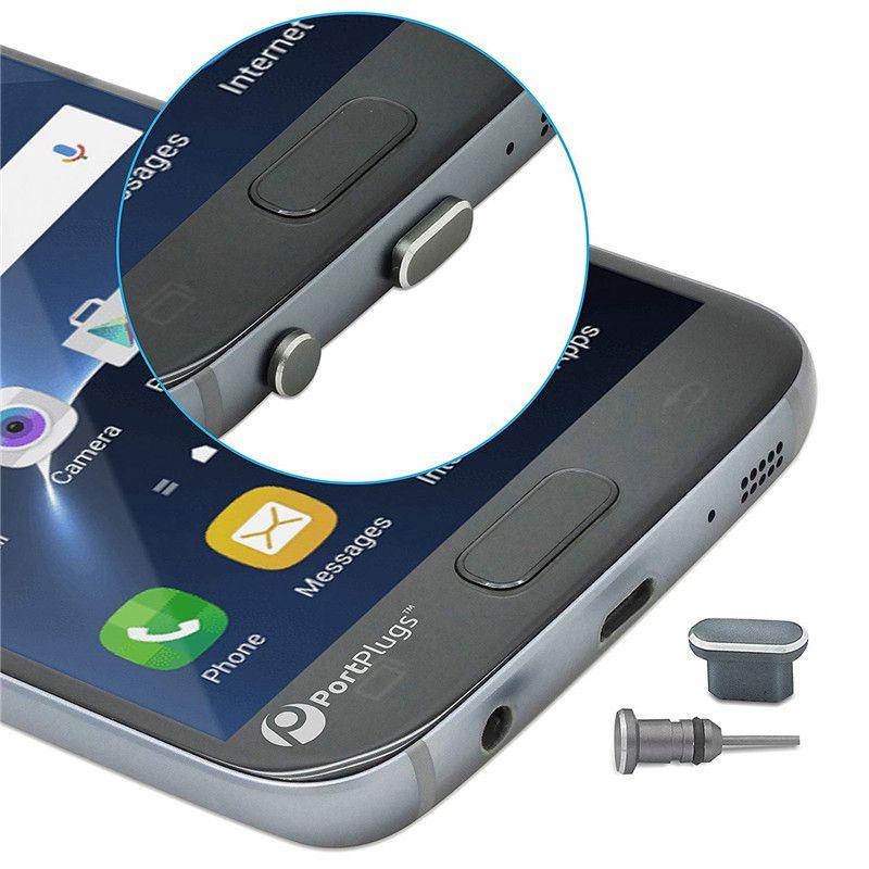 Nero Samsung Metallo gravit/à Porta Cellulare da Auto Compatibile f/ür iPhone steanum Supporto Auto Smartphone Huawei,Oneplus,HTC LG ECC