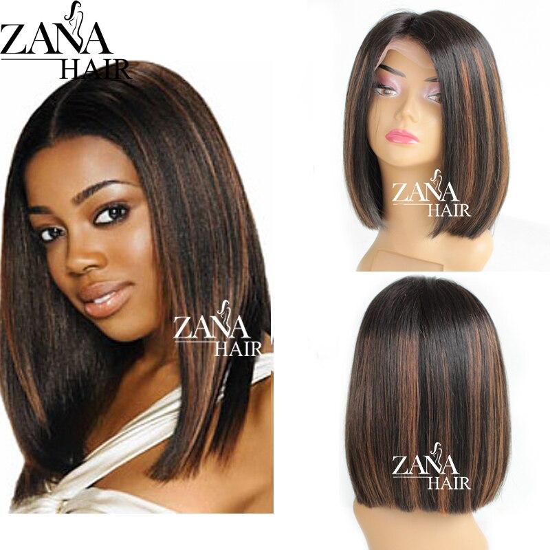Zana Hair Top Quality Brazilian Glueless Full Lace Human