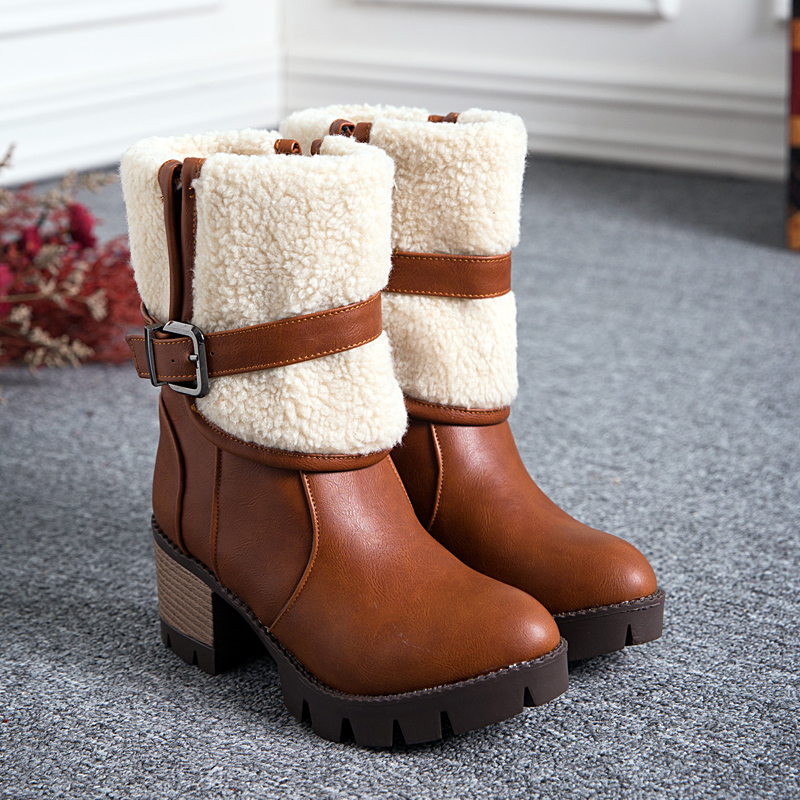 Popular Cool Snow Boots-Buy Cheap Cool Snow Boots lots from China ...