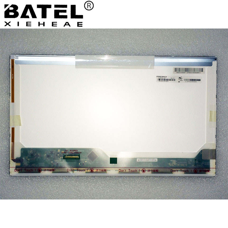 цена N173FGE-L23 HD+ 1600x900 40Pin LVDS 17.3 Laptop LCD Screen Matrix Display Glare онлайн в 2017 году