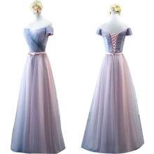 Женское вечернее платье до пола beauty emily розовое кружевное