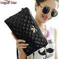 Vogue Star 2017 New Handbag Shoulder Diagonal Three Purpose Butterfly Spiraea Lingge Bag YK40-774