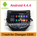 Android 5.1.1 for ChangAn CS35 Car Stereo radio gps Navigation system dvd player with map Steering Wheel Control 3G WIFI