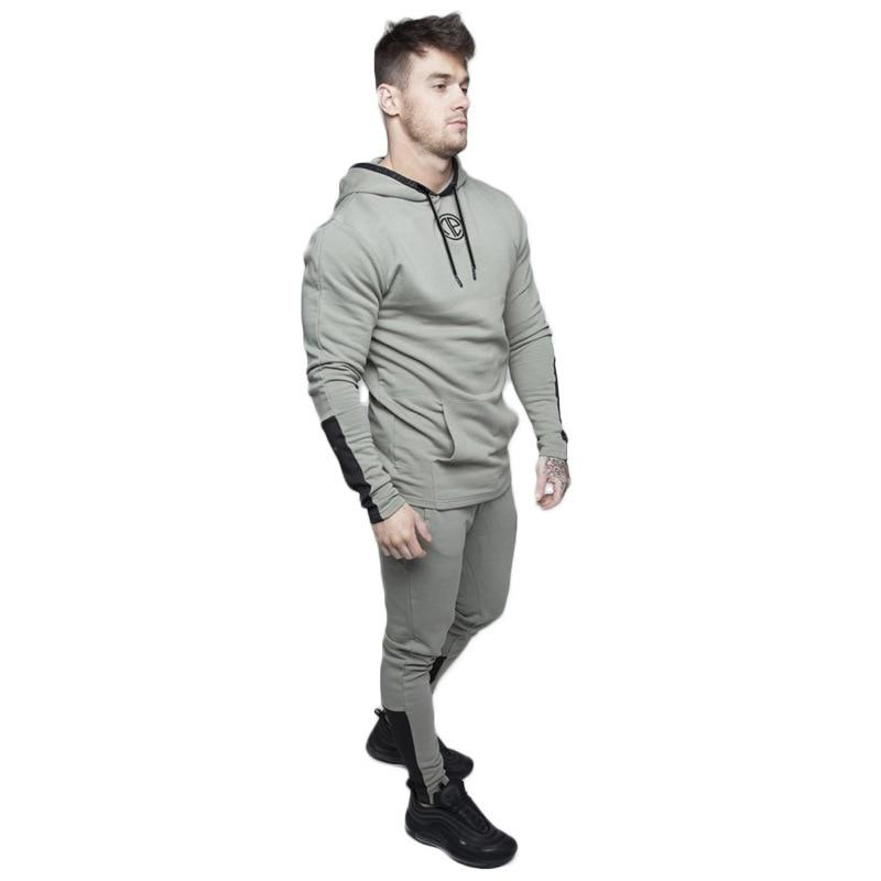erotuskengät suuri alennus yksinoikeudella kengät US $50.16 5% OFF|2019 Sportswear Men Sets Running Gym Tracksuit Fitness  Body building Mens Hoodies+Pants Jogger Sport Suit Men Clothing Set-in  Running ...