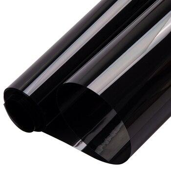 Sunice Black Window Film Privacy proection glass sticker Sun Blocking Insulation Film UV Protection Decorative Home decor