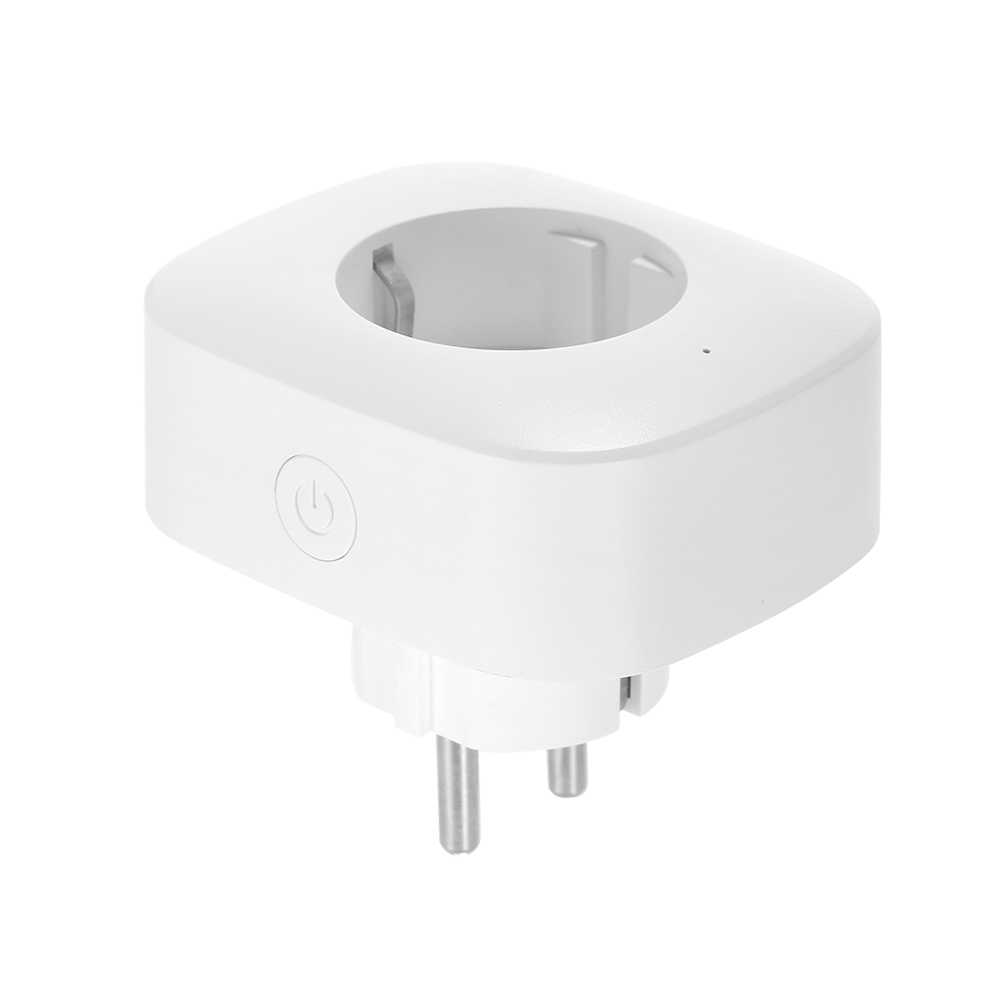 Steckdosen Amazon Sa P202a Wifi Smart Steckdose Stecker Voice Control Für Amazon Alexa Google Home Ifttt Smart Home Plug Steckdosen Home Automation