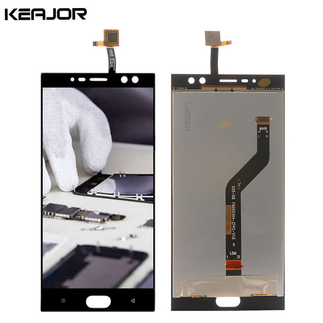 Oukitel K3 LCD Screen Tested LCD Display+Touch Screen Replacement for Oukitel K3 5.5inch Smartphone