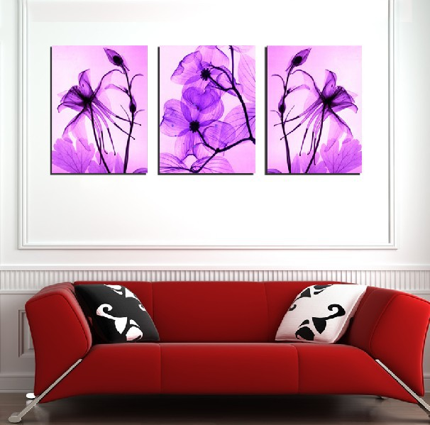 3 panel oil painting home decorative art picture paint on canvas prints thin beauty such as