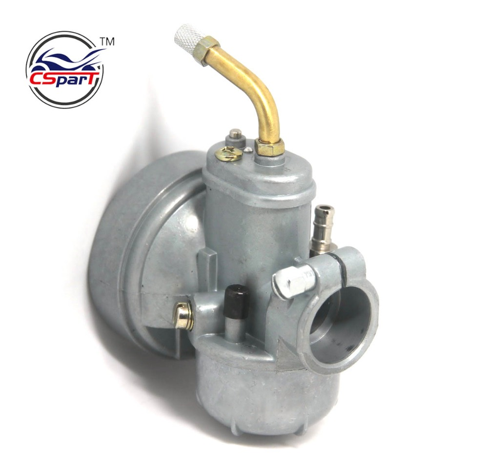 17 17mm Carburetor For Puch Bing Dax Motorcycle Replacement Moped bike Carb Model Zundapp Hercules puch 17 bing carburetor new carburetor replacement moped bike puch 17mm carb puch bing model zundapp