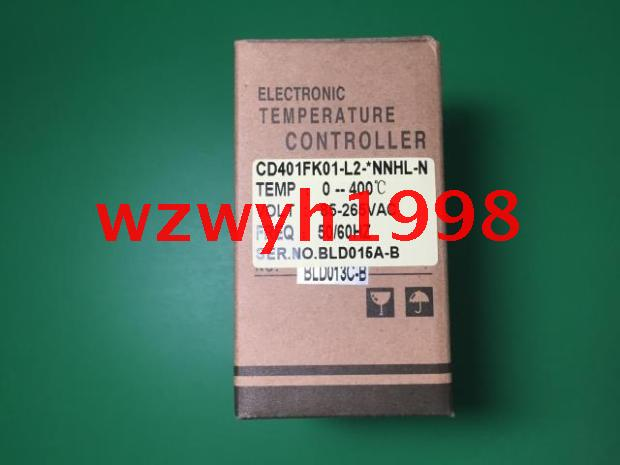 Genuine high-precision temperature controller SKG temperature controller TREX-CD401 CD401fk01-l2-*nnhl-n genuine skg aluminum smart table trex ch412a aluminum temperature control device trexch412a
