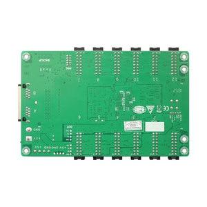 Image 2 - Linsn RV908 RV908M32 schermo A LED di controllo del Display Scheda di Ricezione del sistema di Sostegno Statica 1/2 1/4 1/8 1/16 1/32 di Scansione Lavoro con TS802D