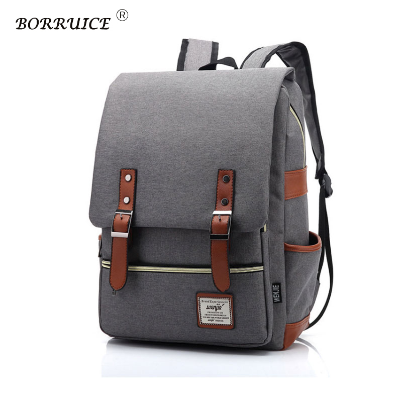 Arsmundi 2018 Men Women Canvas Backpacks college School Bags for Boys Girls Large Capacity Laptop Backpack Male Travel vintage canvas backpack men s and women s school bags male travel bagpack large capacity leisure college bags 2018 new fashion