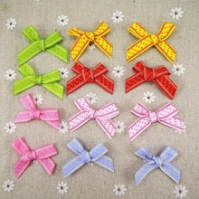 Crafts Printed Bow Hair