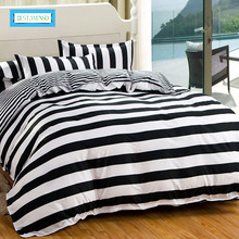 wensd modern style bedding sets polyester duvet cover set bed sheet pillowcase twin full