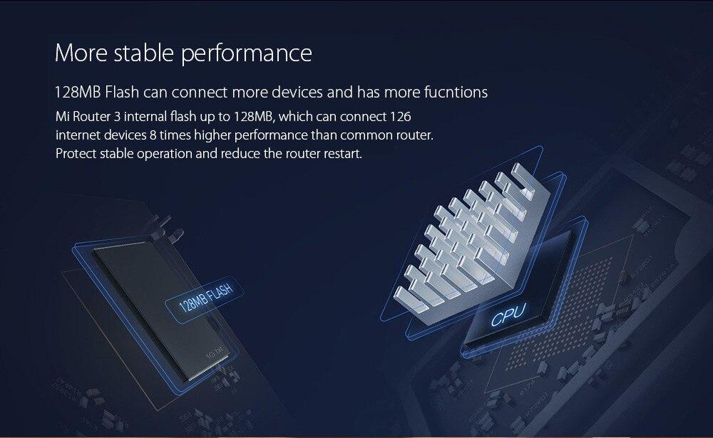 original xiaomi mi router 3 Dual band 4 antenna 5GHz 1167Mbps WiFi 802.11ac b g n APP Control 8