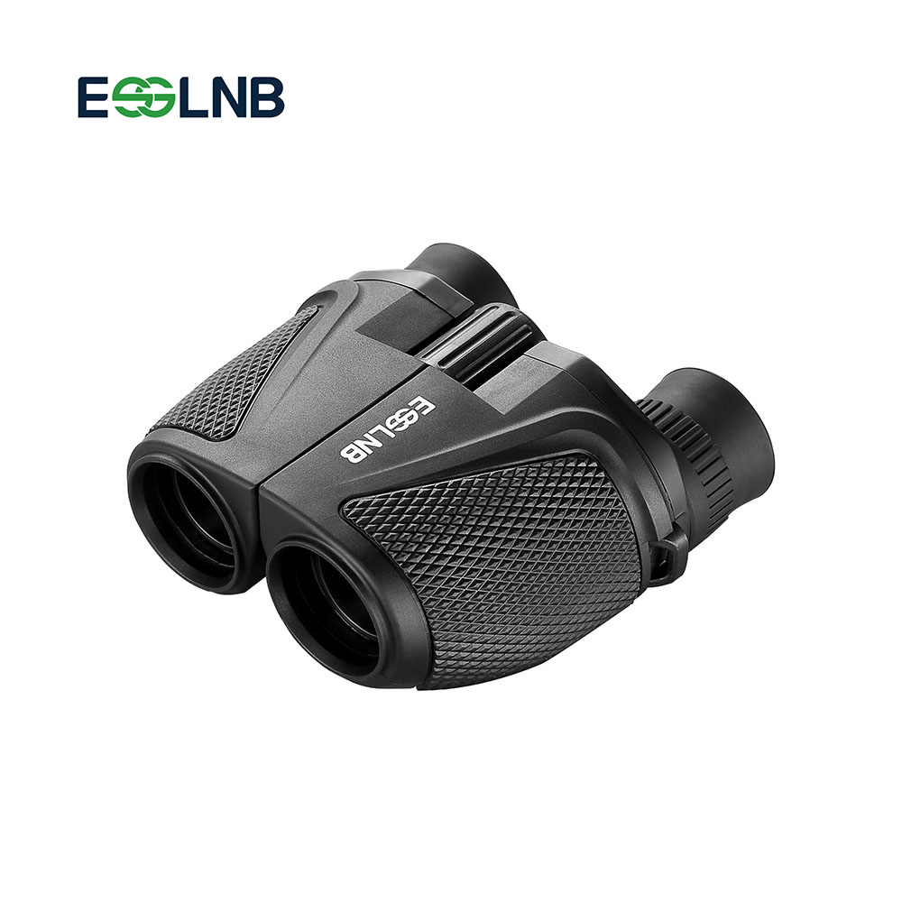 12x25 Compact Binoculars with Low Light Night Vision High Power Waterproof Binocular for Outdoor Hunting Bird WatchingTraveling in Monocular Binoculars from Sports Entertainment