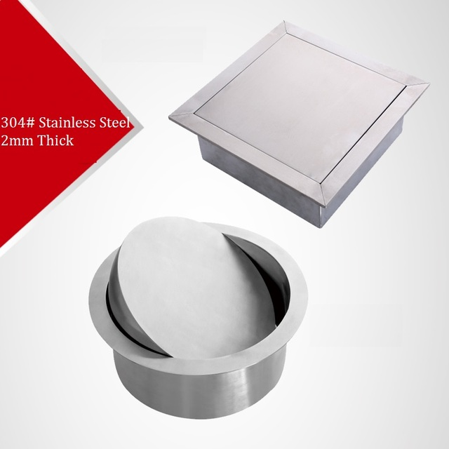 Premintehdw 304 Stainless Steel Built In Recessed Counter