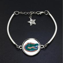 Florida Gators Team Bracelet Bangles For Man And Woman Best Gift 10pcs Lot