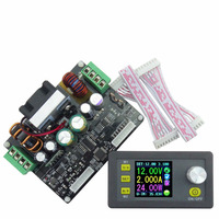 RD DPH3205 Buck Boost Converter Constant Voltage Current Programmable Digital Control Power Supply Color LCD Voltmeter