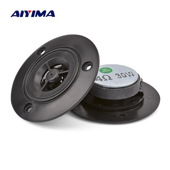 AIYIMA-Mini altavoces portátiles de 3 pulgadas, Altavoz portátil de 4Ohm y 30W,...
