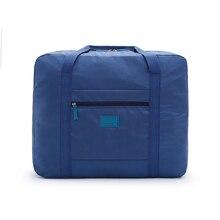 Купить с кэшбэком Fashion Women Luggage Travel Bags Vacation Large Capacity WaterProof Bags Nylon Folding  Handbags For Men Wholesale Price