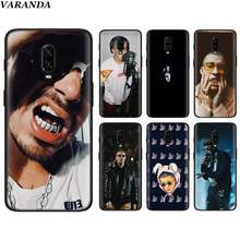 Bad Bunny Maluma Black soft cases cover for Oneplus 6 6T 5T Silicone Rubber TPU back Phone case(China)