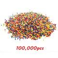 100,000 Pcs Multi Cor Suave de Cristal de Água Paintball Bala Orbeez acessórios pisol bibulou arma de brinquedo pistola de água do ar para nerf arma