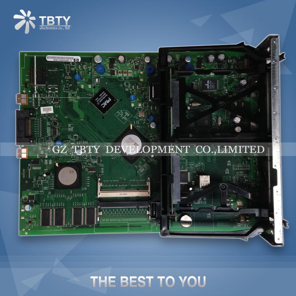 100% Test Main Formatter Board For HP CP6015 6015 6015DN CP6015DN HP6015 HP6015DN Q7539-69001 Q7539-69003 Mainboard On Sale 100% guarantee test main formatter board for hp designjet 130 c7790 20271 mainboard free shipping on sale