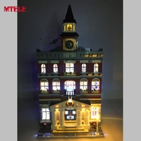 LED Light Up Kit For Blocks Lepin 21002 Technic Series Cooper Building Blocks Kids Toys