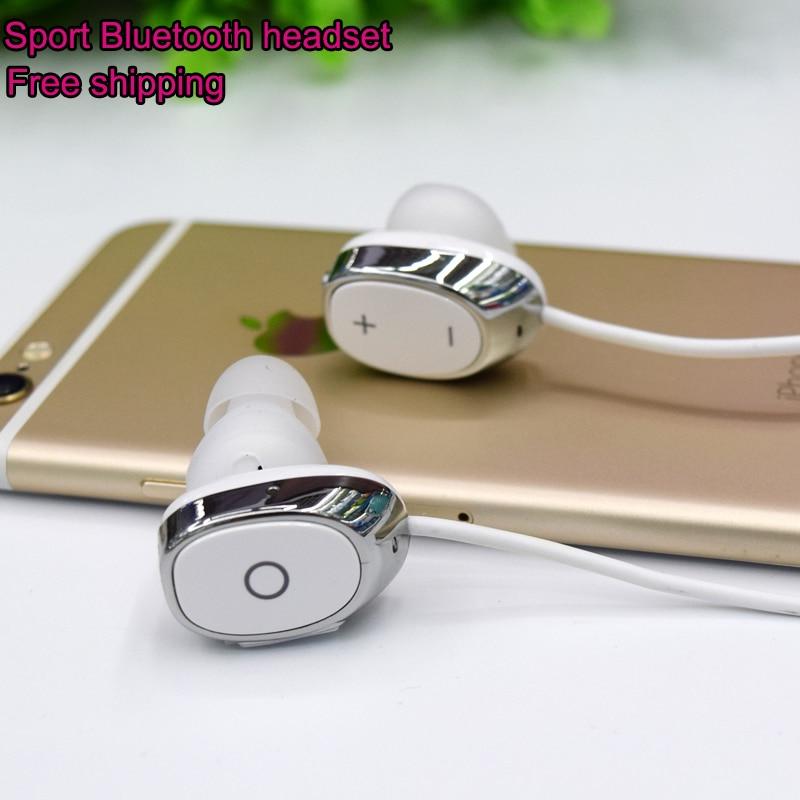 Nove stereo slušalke slušalke Bluetooth S180 V4.1 Šport in - Prenosni avdio in video - Fotografija 3