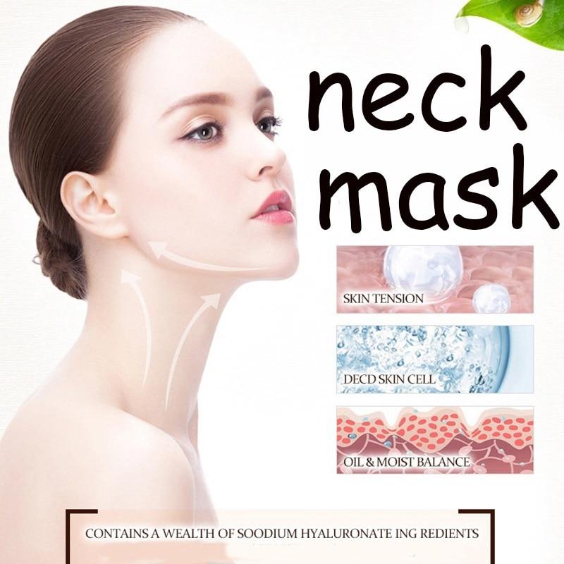 Neck-Mask Tighten Skin-Care Whitening Nourishing Anti-Wrinkle