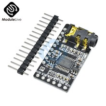 Interface I2S PCM5102 DAC Decoder GY-PCM5102 I2S Speler Module Voor Raspberry Pi pHAT Formaat Board Audio Board(China)