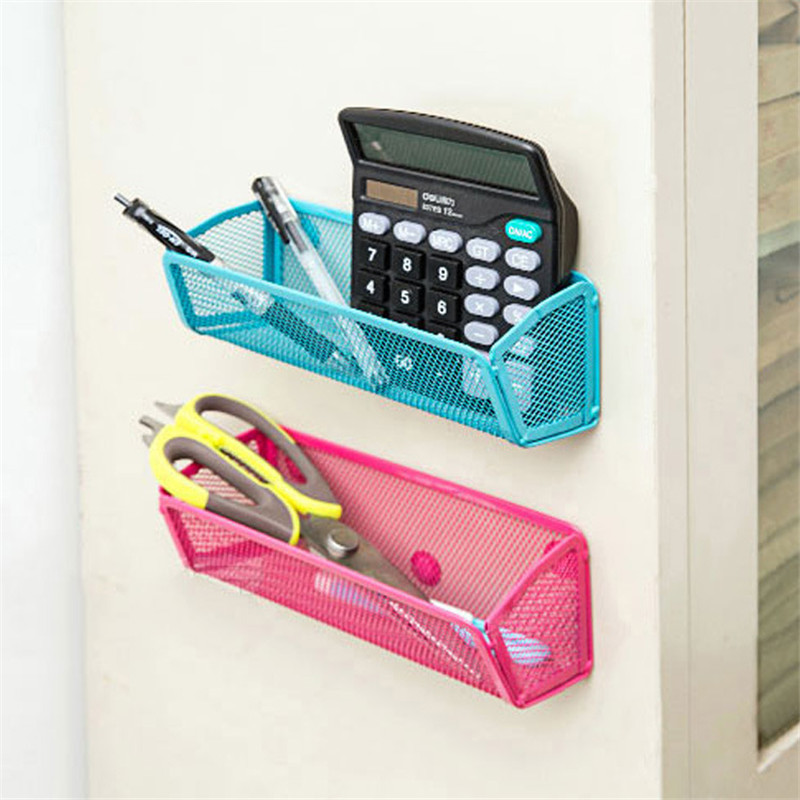 Rack-Holder Storage-Box Microwave-Oven-Organizer Refrigerator Magnetic Hanger Iron Removable
