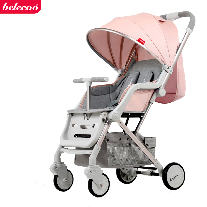 Belecoo New Baby Stroller Russia Free Shipping Baby ...