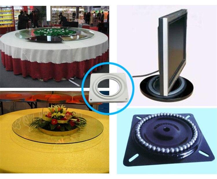 turntable furniture stereo design furniture ball bearing turntable hardware swivel baseswivel table platesin swivel plates from home improvement on aliexpresscom