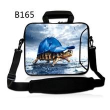 Sea turtle 14 15.6 17 inch Pocket book Laptop computer Sleeve case bag for 11″ 12″ 13″ ACER LENOVO DELL messenger luggage laptop shoulder bag